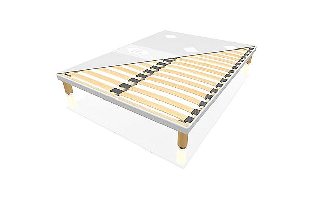sommier extra plat morphologique merinos. Black Bedroom Furniture Sets. Home Design Ideas
